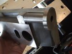 machined leadscrew bracket